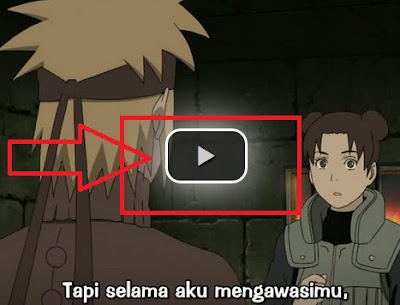 gambar cara download video naruto di samehada