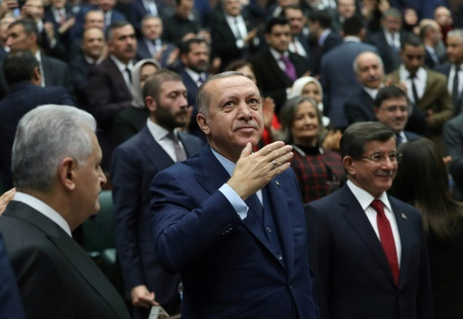 Une vaste zone du centre de Rome a été déclarée interdite aux manifestants pendant vingt-quatre heures, de l'arrivée dimanche soir du président Erdogan jusqu'à son départ lundi soir.