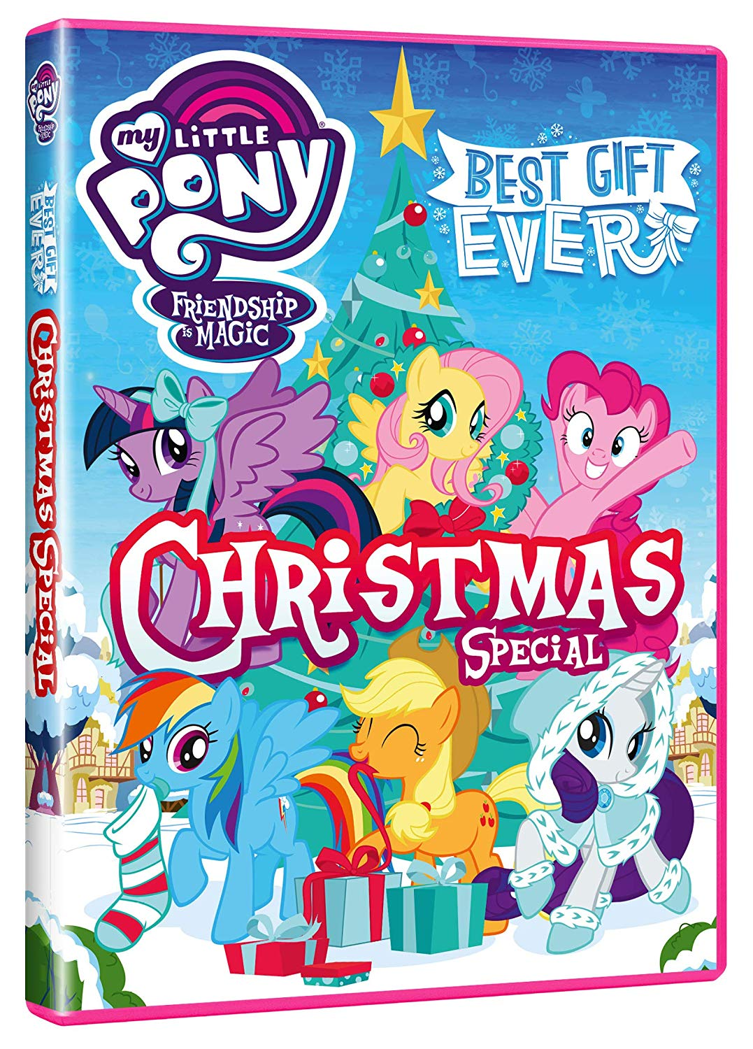 Equestria Daily - MLP Stuff!: MLP <b>2018 Christmas</b> Special Updated ...