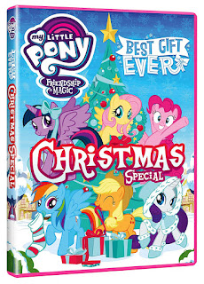 My Little Pony Christmas Special 2018 G4 (1)