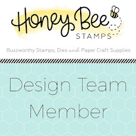 Honey Bee stamps design team