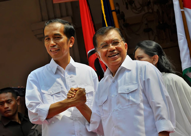 Ini Catatan Akhir Tahun Jokowi-JK di Bidang Ekonomi