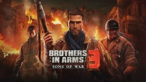 Free Download Brothers in Arms 3 Apk Mod VIP Unlimited Money