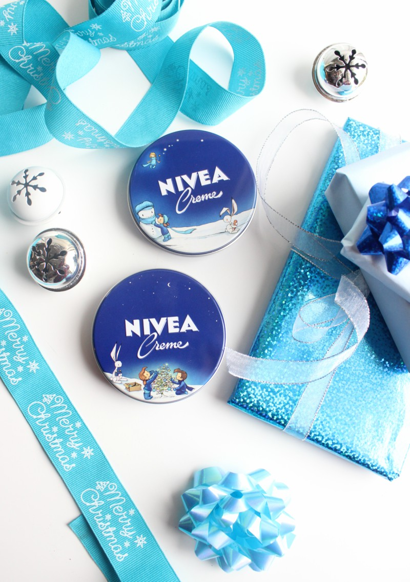 ce1cd83828ad9 Limited Edition Nivea Creme Tales Tins | The Sunday Girl