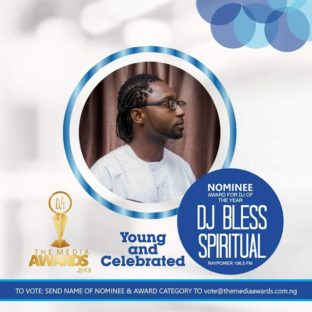 dj%2Bbless - DJ Bless Spiritual (Ray Power 106.5 FM)