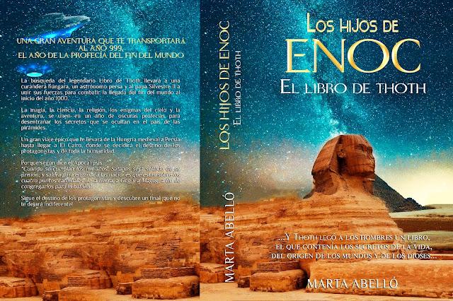 Los hijos de Enoc: el Libro de Thoth de Marta Abelló
