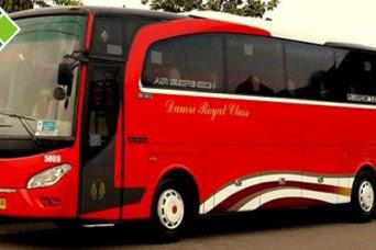 Harga Tiket Lebaran 2017 Bus Damri