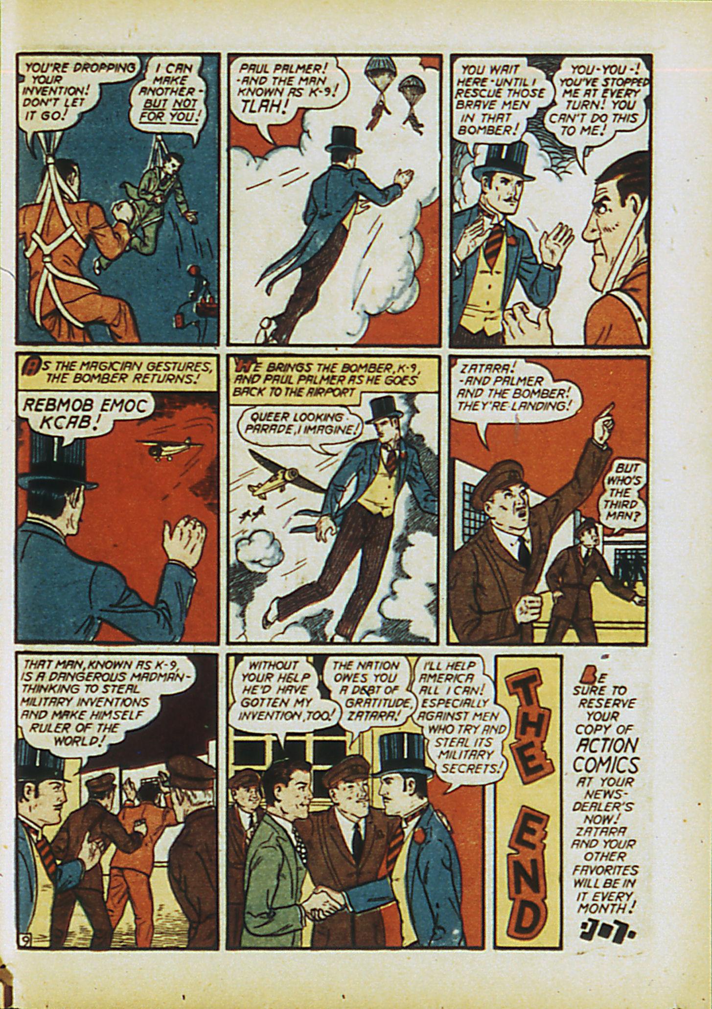 Action Comics (1938) 32 Page 65