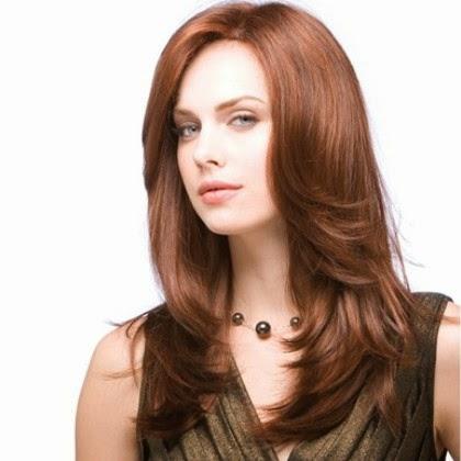 model rambut layer terbaru pendek dan panjang tips model