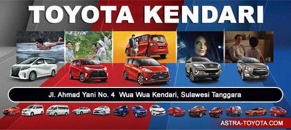 Toyota Kenadri Sulawesi Tanggara