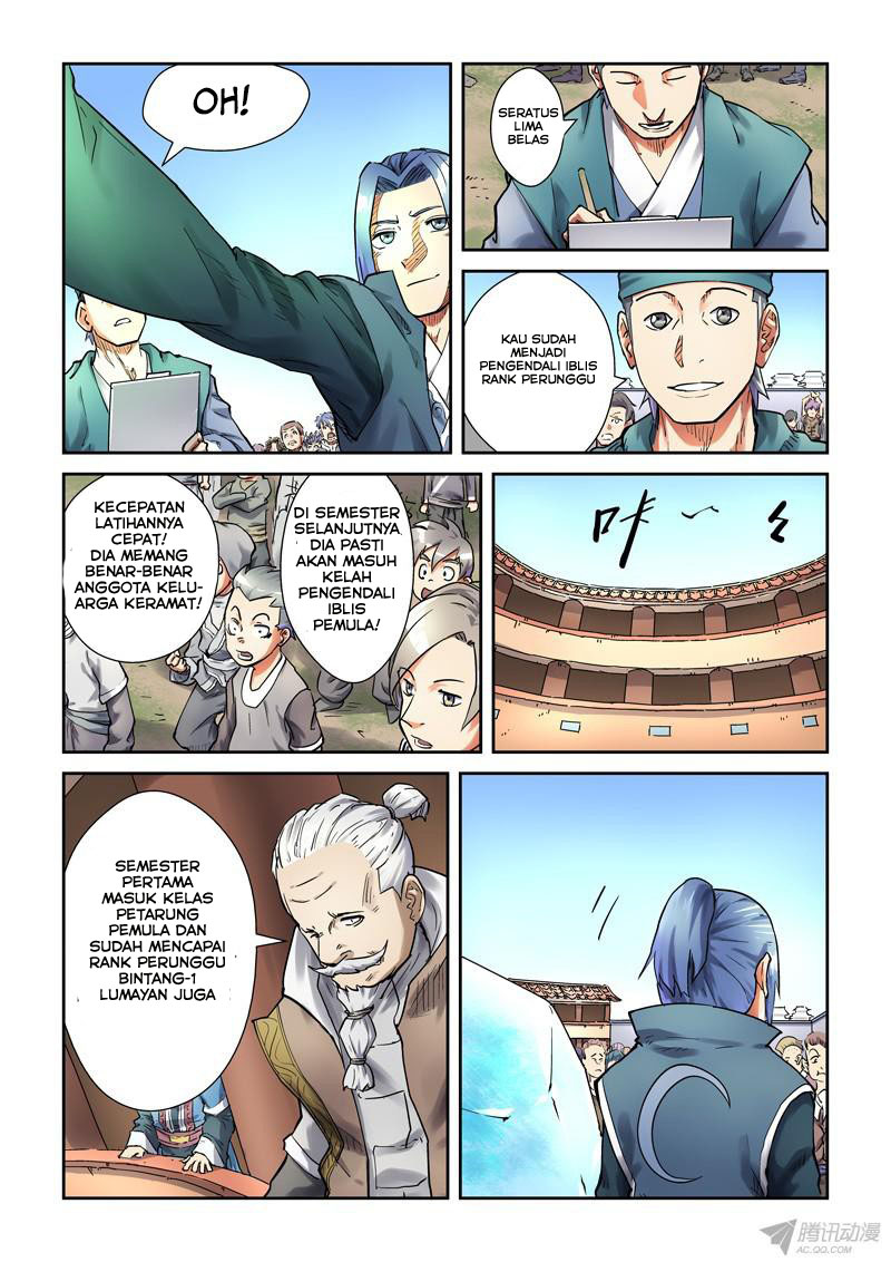 Tales of Demons and Gods Chapter 82