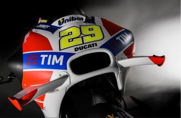 Winglet Ducati