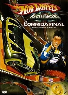 Hot Wheels Acceleracers: A Corrida Final