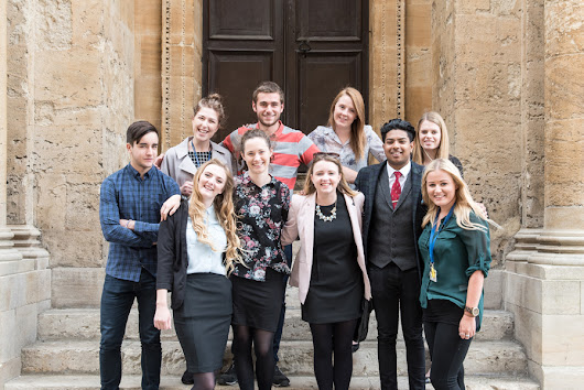 What Does 2016 Have in Store?  - University of Oxford Apprentices