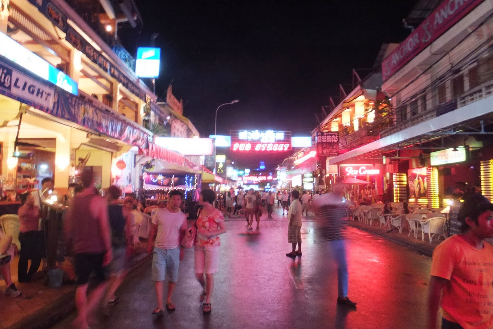 Siem Reap-market - Cambodia