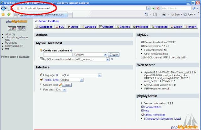 Pengertian XAMPP dan fungsi serta penggalan  Pengertian XAMPP dan Fungsi serta Bagian - Bagiannya Lengkap