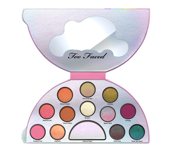 Paleta de Too Faced - Life's a festival