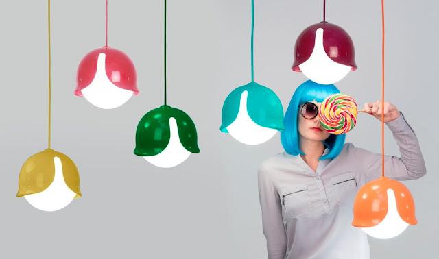 cool pendant light