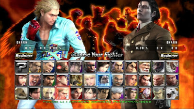 Tekken 5 Download Free For PC