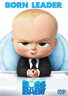 The Boss Baby [2017] [NTSC/DVDR- Custom HD] Ingles, Español Latino