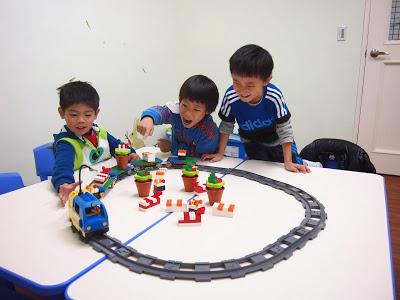 4歲樂高幼兒基礎課