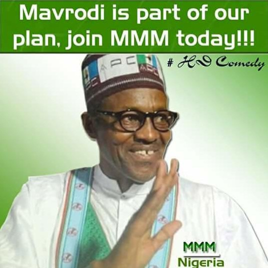 Wow! President Buhari Wants Nigerians To Join MMM, You Need To See This