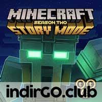 minecraft story mode season two kilitler açık apk