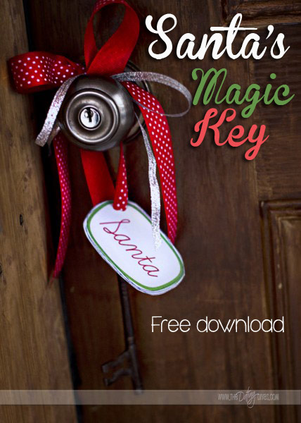 Simple Ways to Create Christmas Magic--fun and simple ideas that are easy and the kids will love!