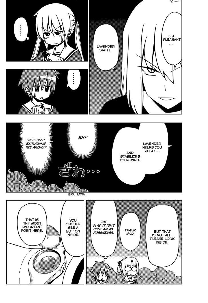 Hayate the Combat Butler - Chapter 520