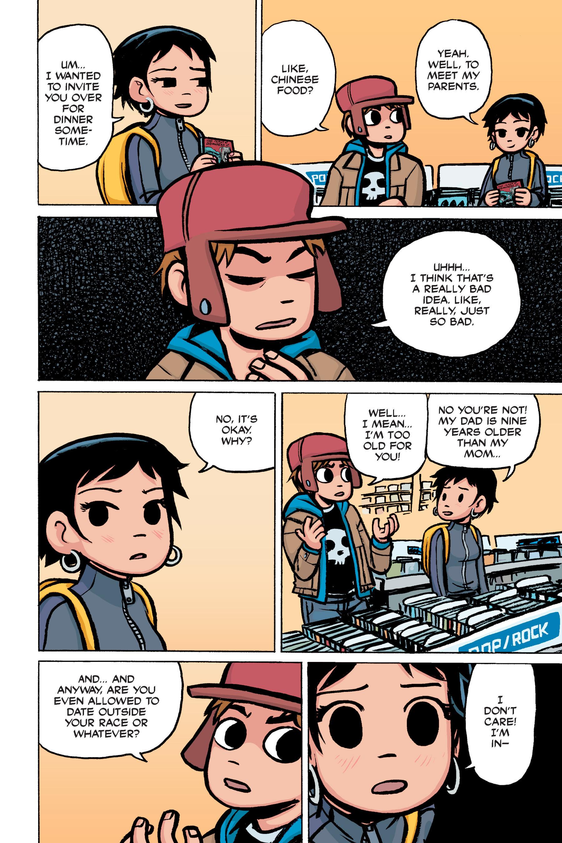 Read online Scott Pilgrim comic -  Issue #2 - 42