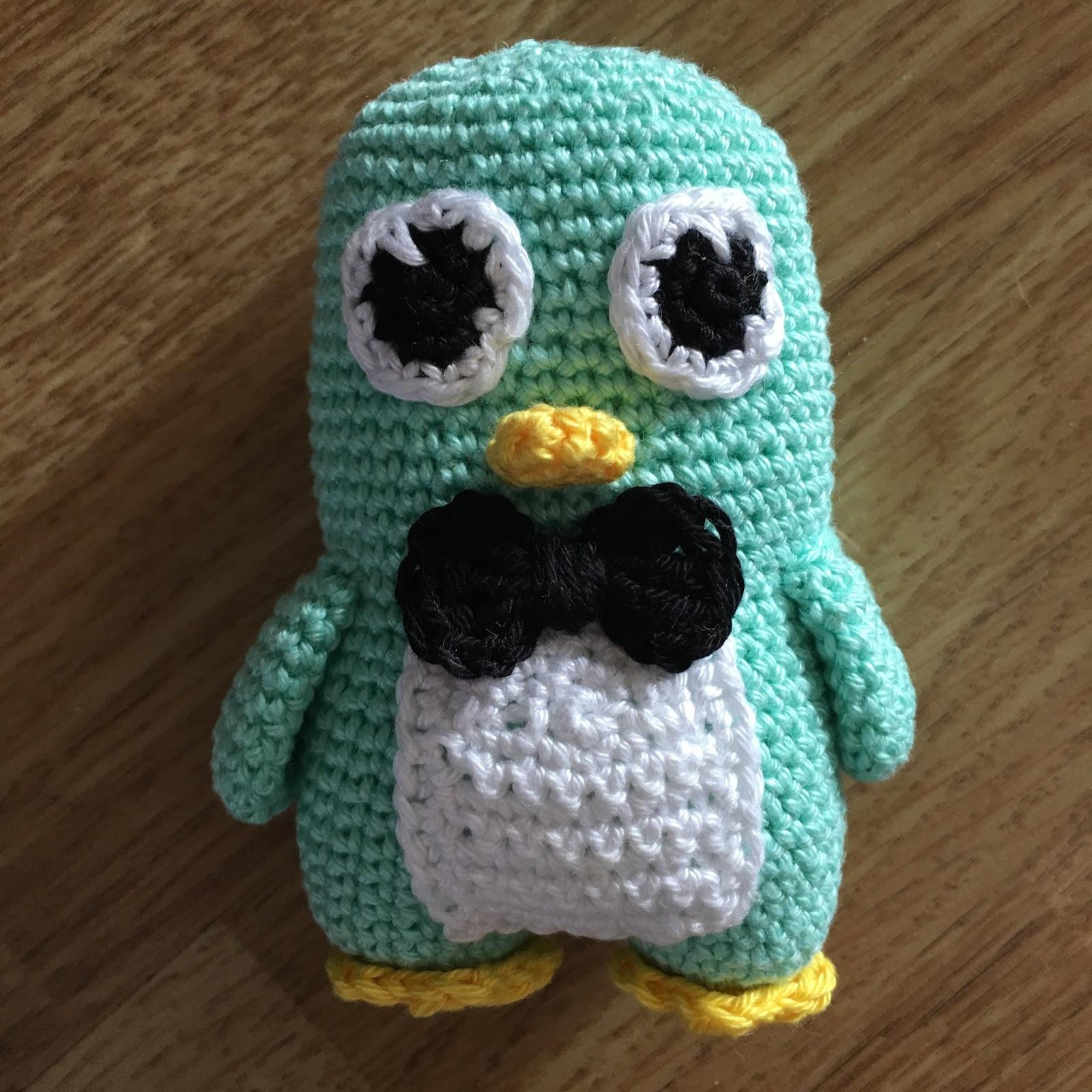 Mister Pinguïn Gratis Haakpatroon