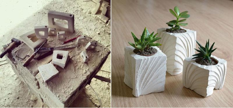 Krismaker.com il sito web dove acquistare oggetti di design handmade