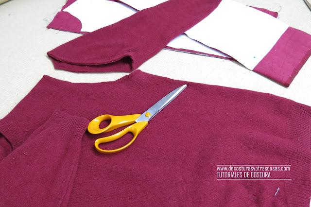 como reciclar jersey