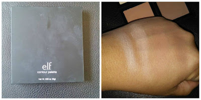 Elf Contour Palette Review and Swatches