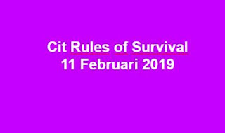 Link Download File Cheats Rules of Survival 11 Feb 2019