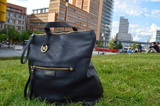 Fiorelli s Style Notes   FiorelliTravels  The Lexi Backpack Heads to ...