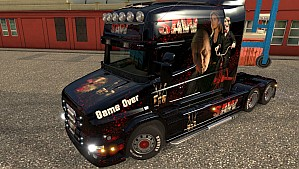 Scania T SAW skin by TruclerLady