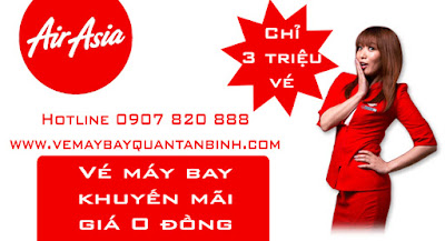 ve may bay gia re quan tan binh