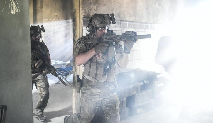 SEAL Team - Episode 1.12 - The Upside Down - Promo, Sneak Peeks, Promotional Photos & Press Release