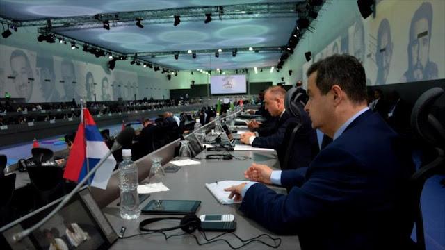 No Alineados apoyan resolución de ONU contra ocupación israelí