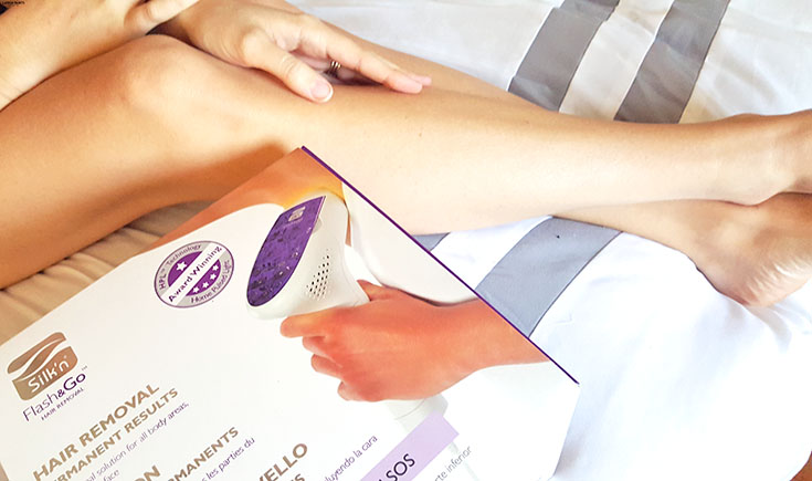 Sick of unwanted hair? Quit shaving! Check out how this innovative light-based hair removal device is the answer you've been looking for! http://cbi.as/1a5l1