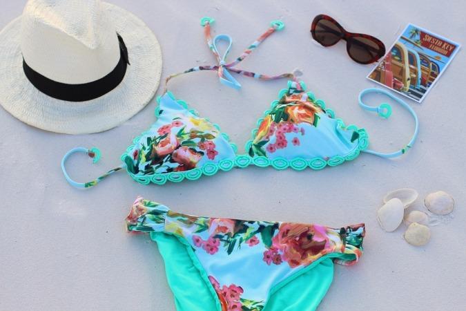 como alargar la vida de bañadores y bikinis