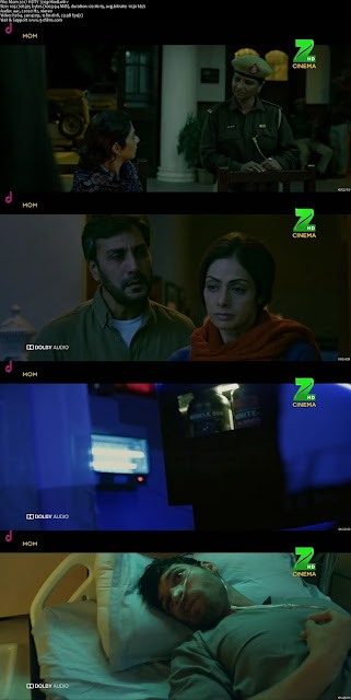 Mom 2017 HDTV 720p Hindi 1GB