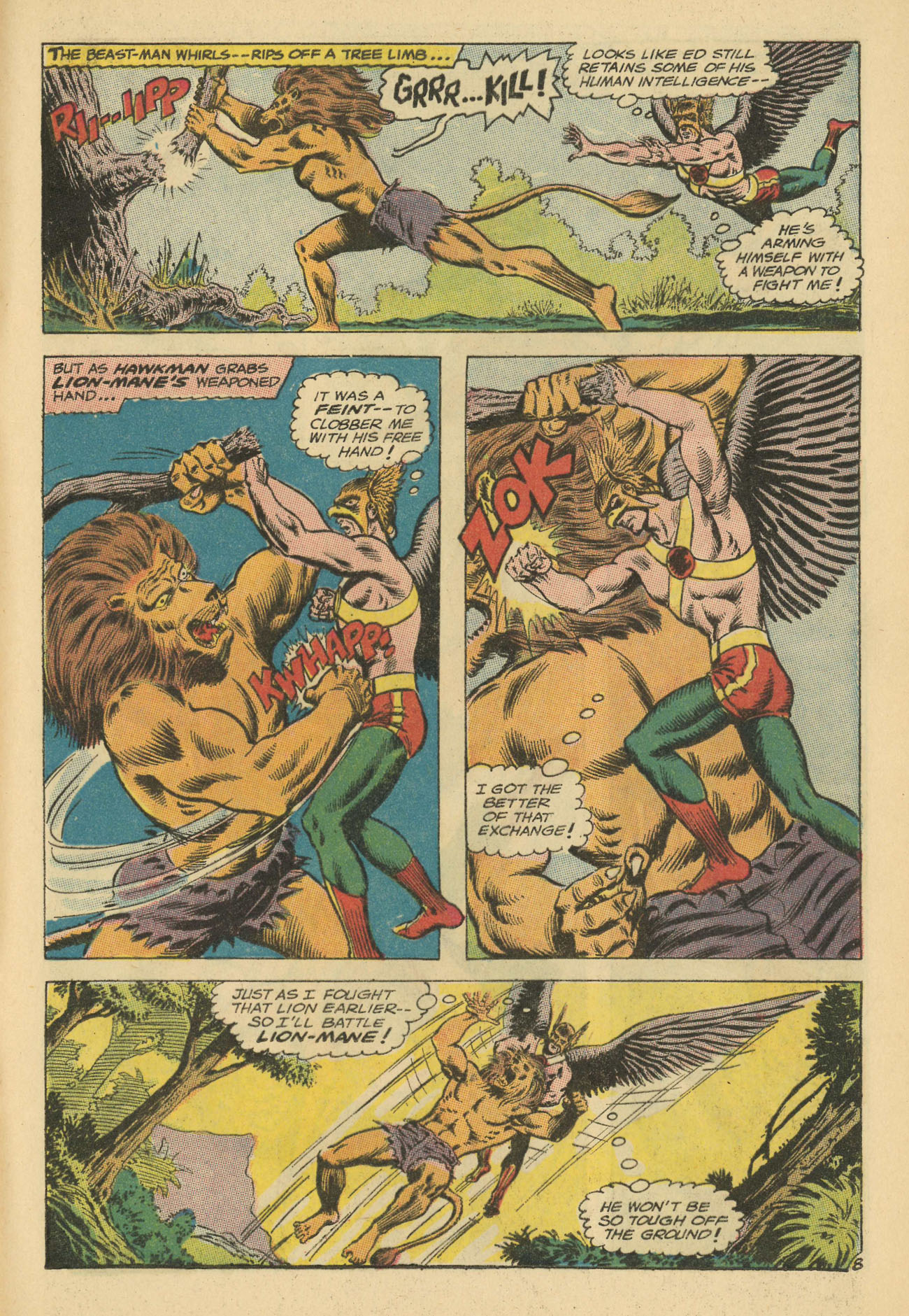 Hawkman (1964) issue 20 - Page 25