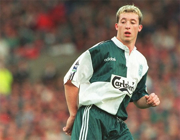 6536adad Liverpool 1995-96 Retro Away Kit Released - Footy Headlines