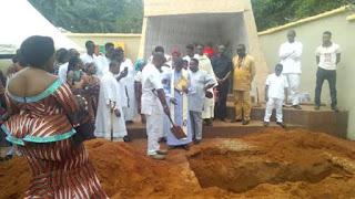 Ozubulu Killing: Victims Buried Today (Photos)