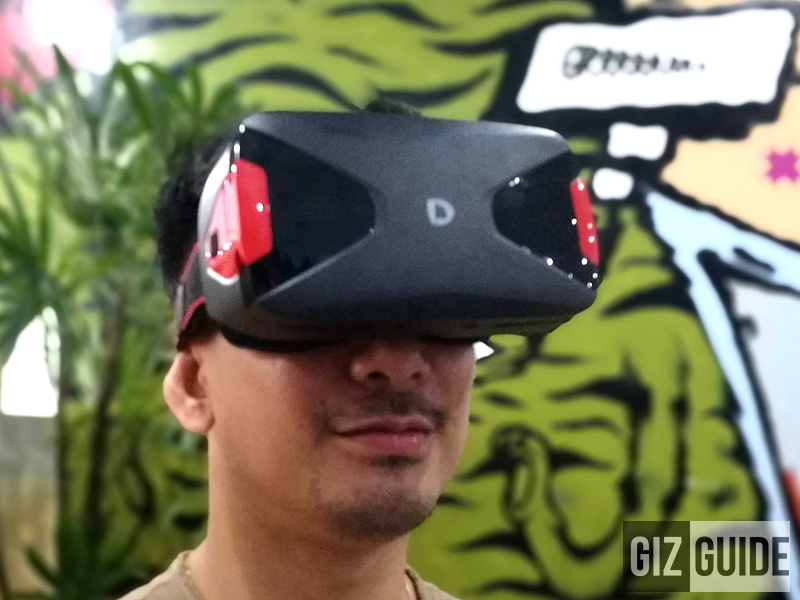 SuperD VR ZERO headgear