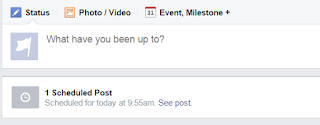 Mengirim Posting blog secara otomatis ke Facebook