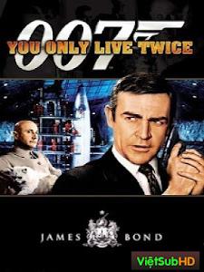 Điệp viên 007: Anh chỉ sống hai lần
