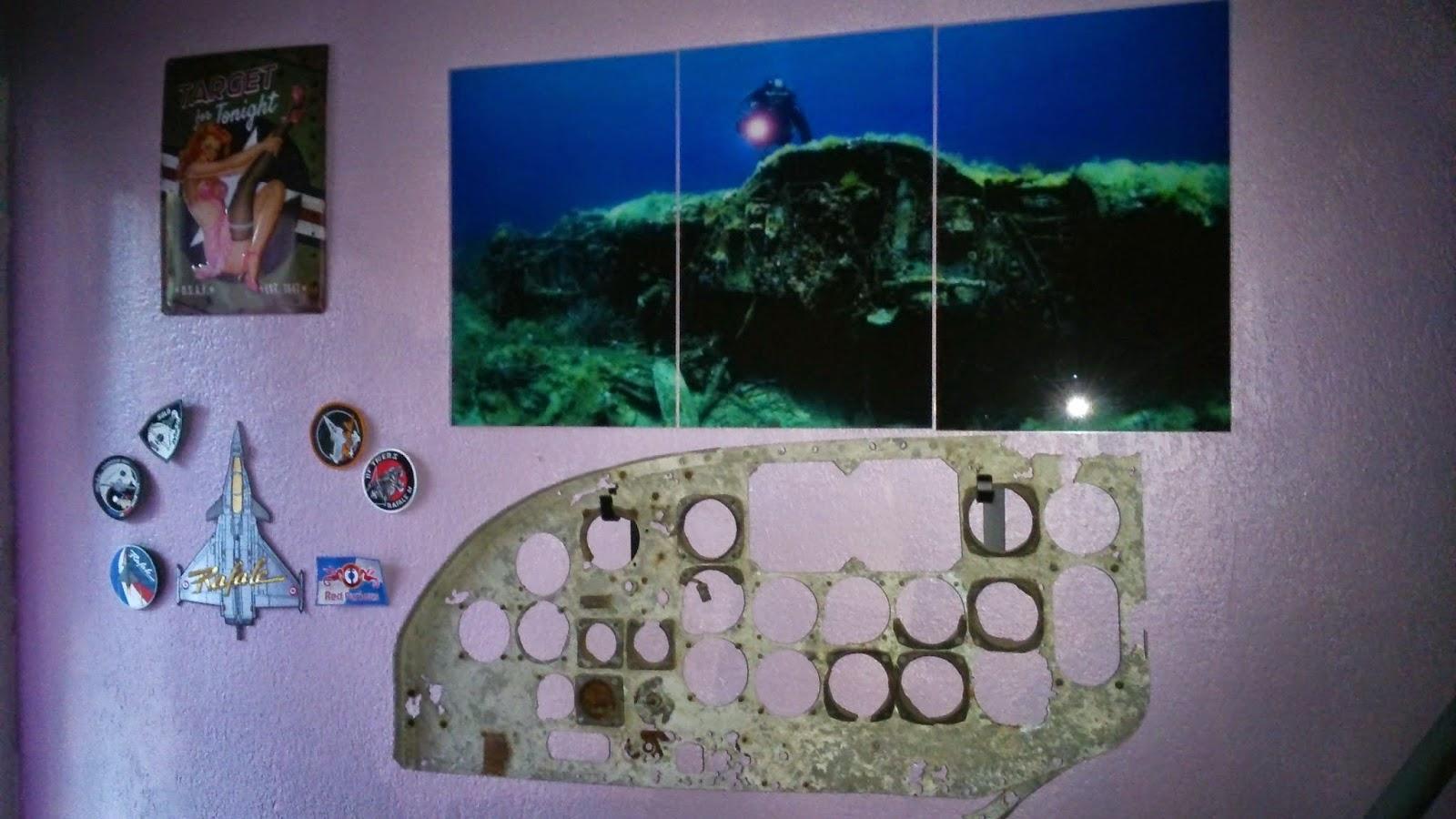 my homebuilt cockpit mon tableau de bord b26 marauder de l 39 pave de m ria dont je suis l 39 inventeur. Black Bedroom Furniture Sets. Home Design Ideas